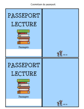 Passeport lecture