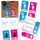 Bathroom Passes, Hall Pass, Nurse, Library, Office, Line Leader