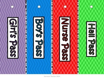 Passes - Keep Track of Where Your Student Are