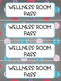 Passes including Wellness Room