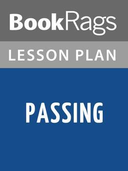 Passing Lesson Plans