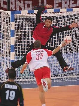 Passing Lesson - Team Handball