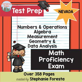 Passing the Nevada Math Proficiency Exam