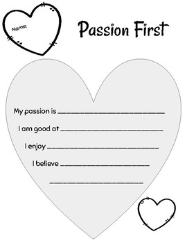 Passion First 7 Mindsets