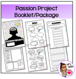 Passion Project Booklet