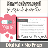 Passion Project & Podcasting in the DIGITAL Classroom -Dis