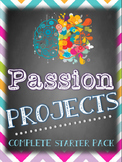 Passion Projects Complete Starter Kit