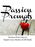 Passion Prompts: FREE Valentine's Day (or ANY Day) Writing Activities