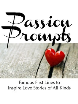 Passion Prompts: FREE Valentine's Day (or ANY Day) Writing
