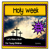 Holy Week for Young Children - Paper Cutting Book