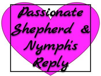 Passionate Shepherd/Nymph Poem Comparison - Marlowe & Raleigh