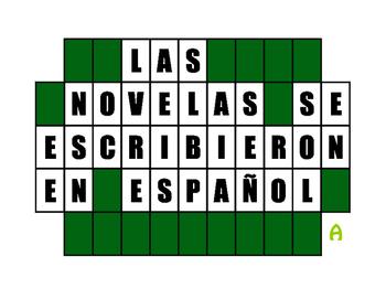 Spanish Passive Se Wheel of Spanish