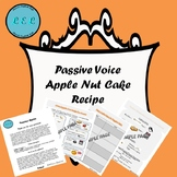 Passive Voice Apple Nut Recipe