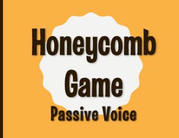 Spanish Passive Voice Honeycomb Partner Game