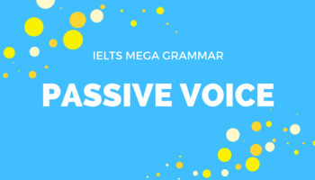 Passive Voice Tense With Examples