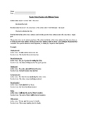 Passive Voice Worksheet - Practice with Different Tenses