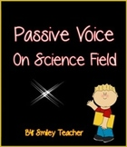 Writing Science With Passive Voice Sentences