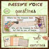 Passive Voice: questions