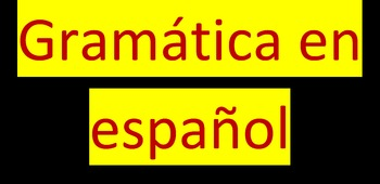 Passive Voice with Ser- Grammar Practice in Spanish