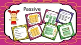 Passive for ESL Students and Lesson Plan Power Point Smartboard