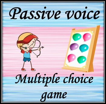 Passive voice. Game.