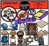 Passover Clip Art Bundle {Educlips Clipart}