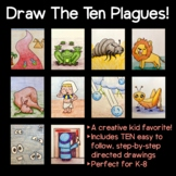Passover Directed Drawing: Learn to Draw The Ten Plagues of Egypt!