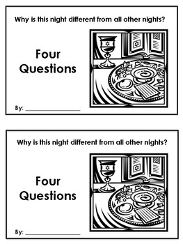 Passover-FourQuestions