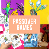 Passover Games/Printable Toys Bundle