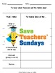 Passover Lesson Plan, Activities, Games and Worksheets