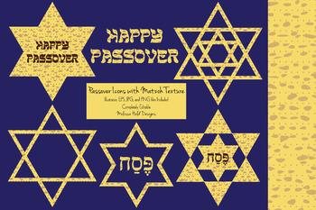 Passover Matzoh Clipart