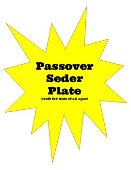 picture about Printable Seder Plate named Seder Plate Worksheets Education Materials Instructors Shell out
