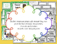 Passover SCOOT Task Cards, Posters, Game and Mini Journal