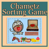 Passover or Pesach Chametz sort for POWER POINT