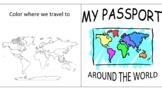 My Passport Around the World