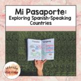 Passport Activity for Spanish-Speaking Countries