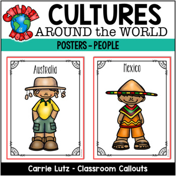 World Cultures Passport  ~  A Fun Way to Learn About Different Cultures