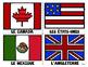Passport Around the World ~ French ~ Mon passeport autour du monde