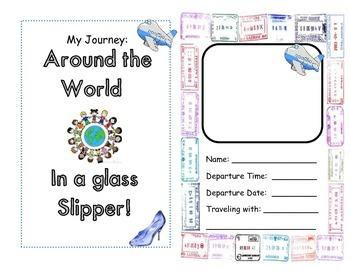 Passport Around the World in a Glass Slipper