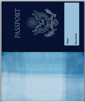 Passport - Create your own