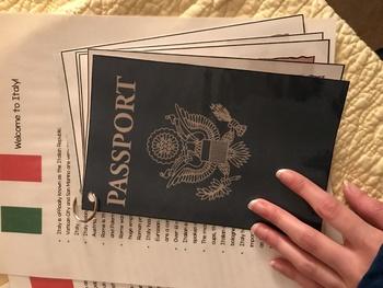 Passport - Diversity Lesson