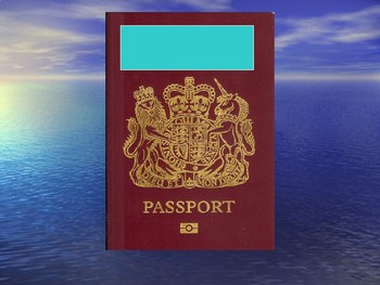 Passport PPT game and lesson