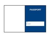 Passport Printable