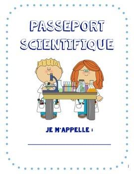 Passport Science 5e année