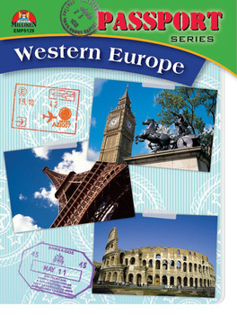 Passport Series: Western Europe
