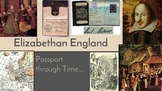Passport Through Time- Shakespeare Scaffolding Activity