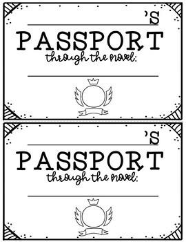 Passport Through the Novel