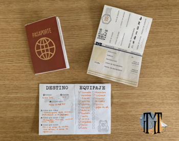 Passport - Trip's journal