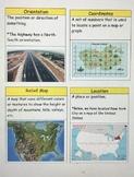 Passport Unit 1 Vocabulary Cards