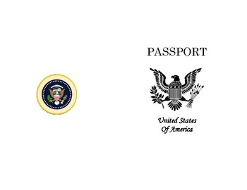 Passport booklet